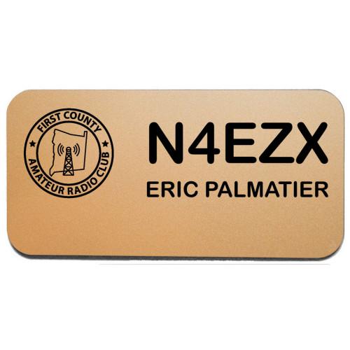 Medium Club Badge