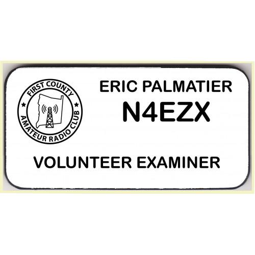Medium VE Basic Badge