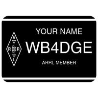 Large ARRL Member Badge