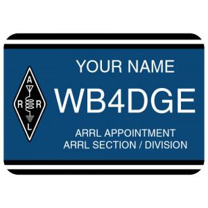 ARRL Badge