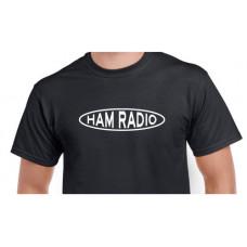 T-Shirt - Ham Radio Oval