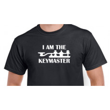 T-Shirt - I Am The Keymaster