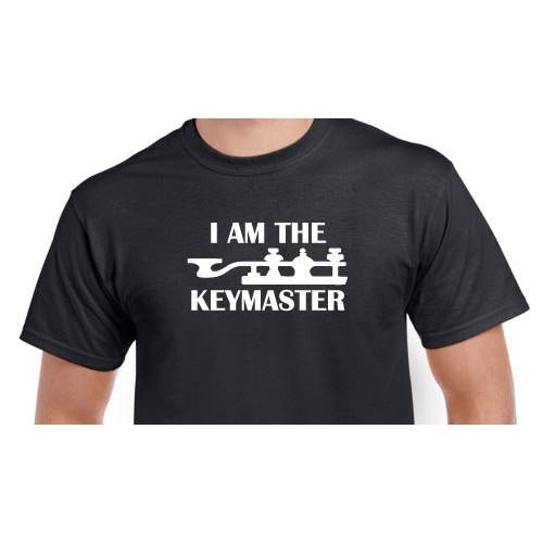 T-Shirt - I Am The Keymaster
