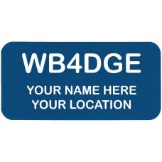 Medium Basic Badge