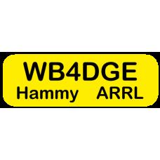 Small Basic Volunteer Examiner Badge