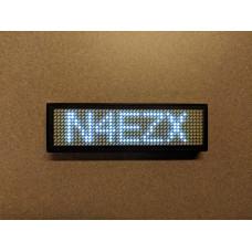 Digital Name Badge