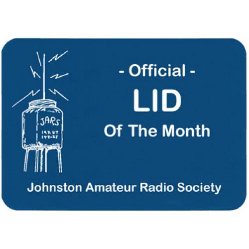 Large JARS Member Badge - LOM
