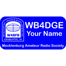 Medium W4BFB Club Badge