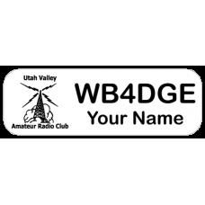 Small UVARC Club Badge