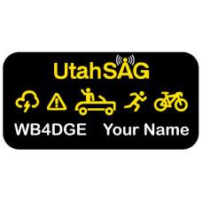Medium UtahSAG Badge